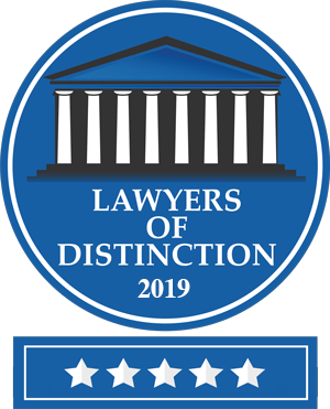 Press Release: Hadi Edwards Certified As A Member Of The Lawyers Of Distinction