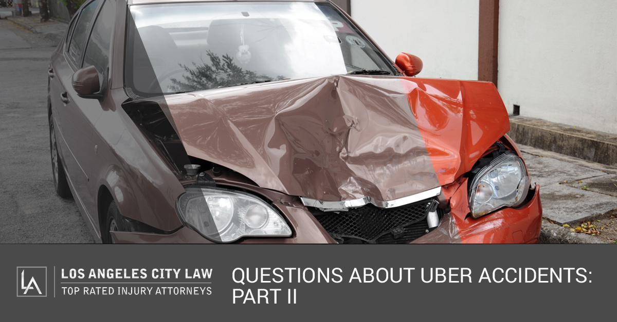 Questions About Uber Accidents: Part II